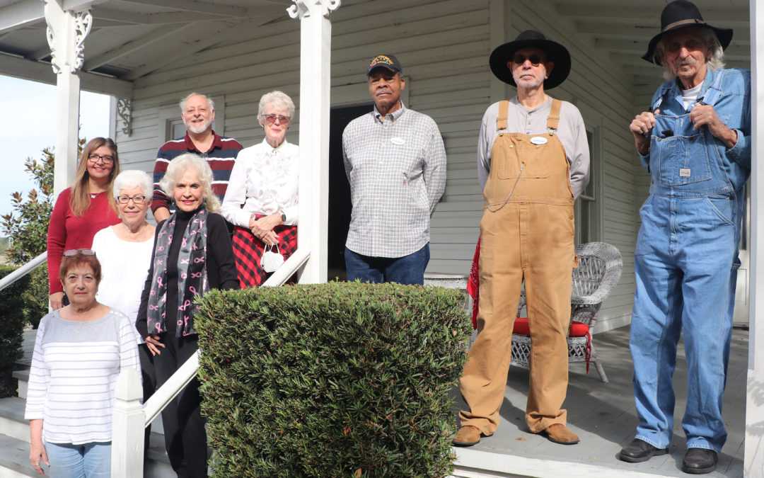Clermont Historical Society is ready for 2021