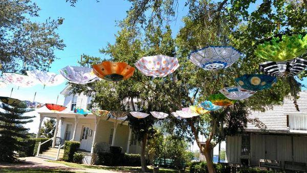 Umbrellas Work Of Art